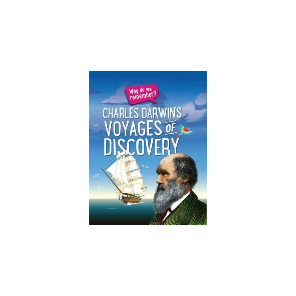 Charles Darwin Voyages of Discovery (Hardcover) (Izzi Howell)
