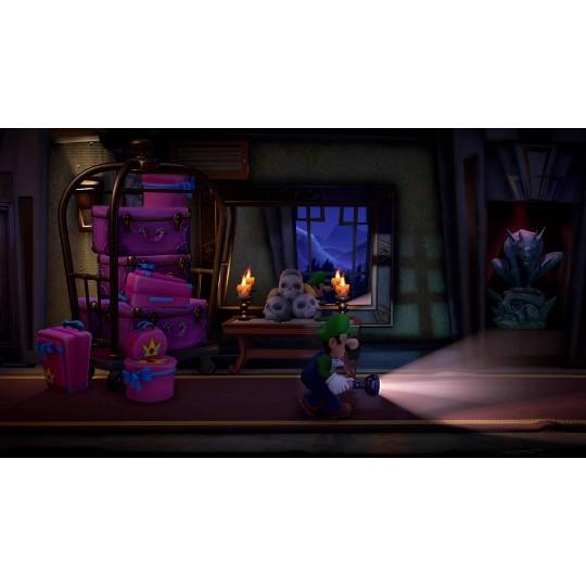 Luigi's Mansion 3 – Nintendo Switch image number null