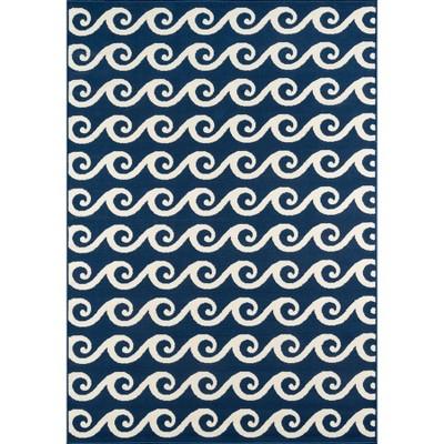 Ocean Waves Rug - Momeni