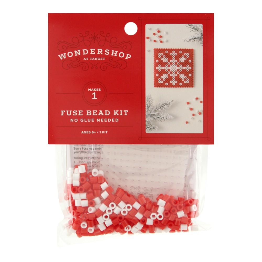 Holiday Snowflake Fuse Bead Kit - Wondershop