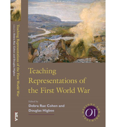 Teaching Representations of the First World War -  (Paperback) - image 1 of 1