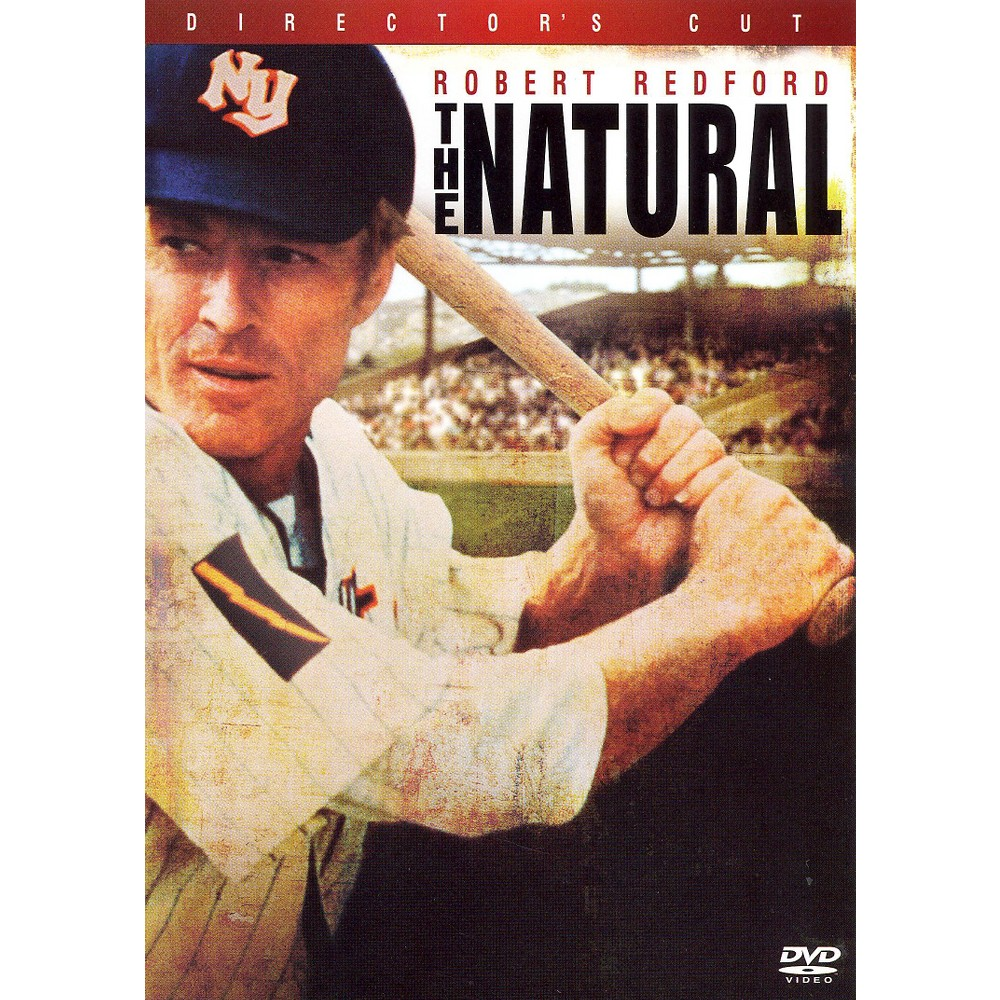 The Natural (Director's Cut) (2 Discs) (dvd_video)