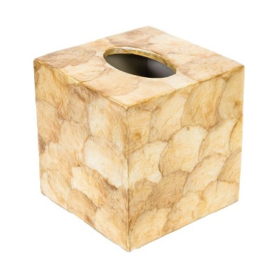 Gallerie II Marquesa Pearlized Tissue Box