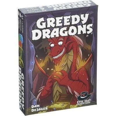 Greedy Dragons Board Game