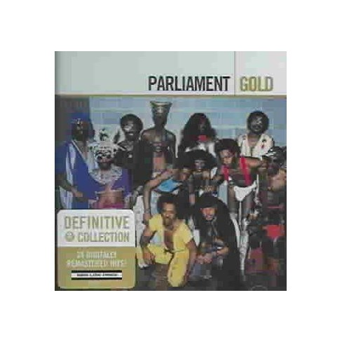 Parliament - Gold (CD) - image 1 of 1