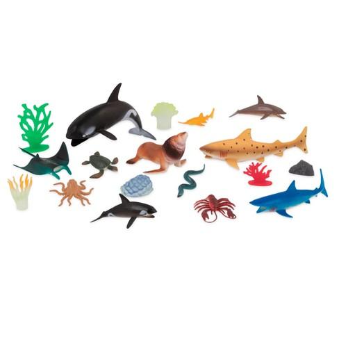 57ed3f45 TERRA - Marine World Assorted Animal Playset (60pc)
