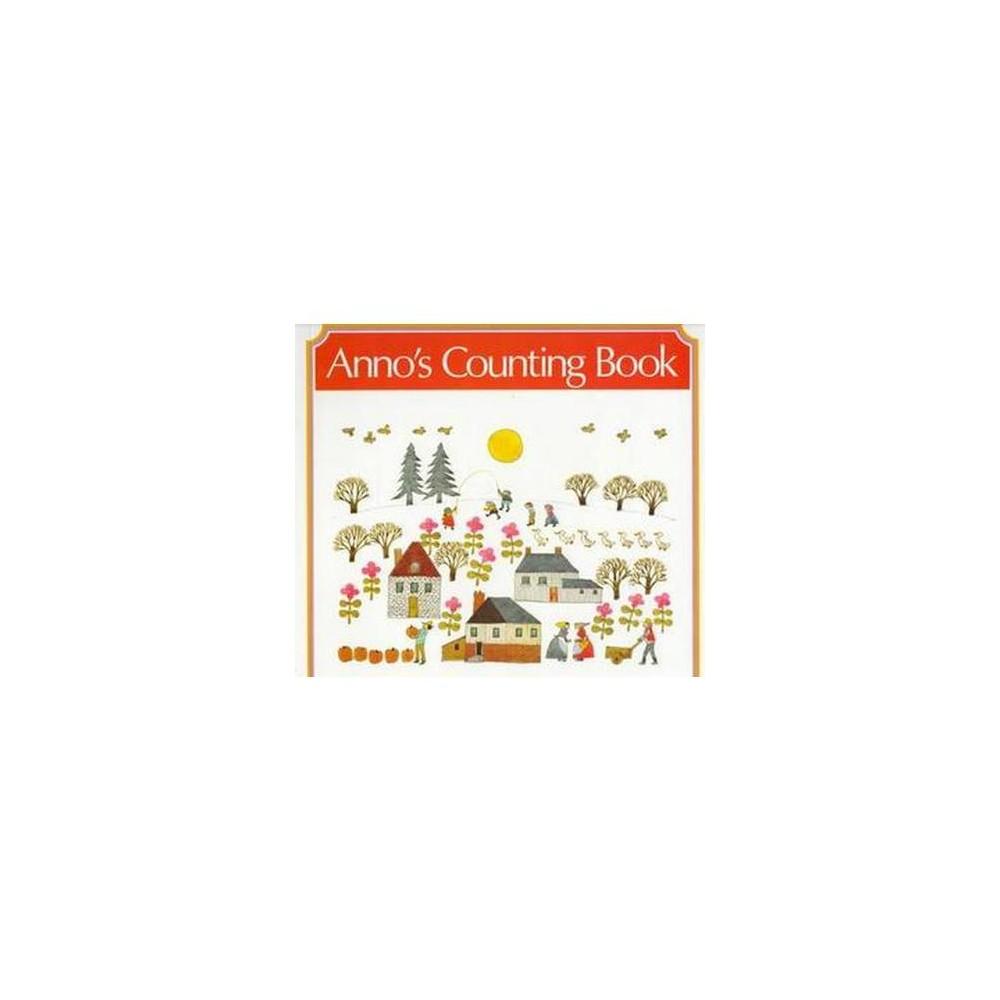 Anno's Counting Book (Reprint) (Paperback) (Mitsumasa Anno)