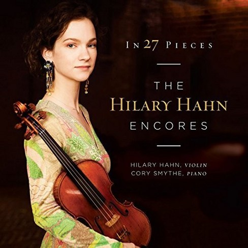 Hilary Hahn - In 27 Pieces:Hilary Hahn Encores (Vinyl) - image 1 of 1