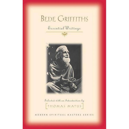 Bede Griffiths - (Modern Spiritual Masters) (Paperback) - image 1 of 1
