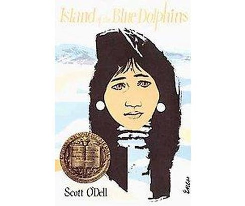 Island of the Blue Dolphins (Hardcover) (Scott O'Dell) - image 1 of 1