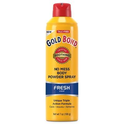 Gold Bond Spray Powder Fresh - 7oz