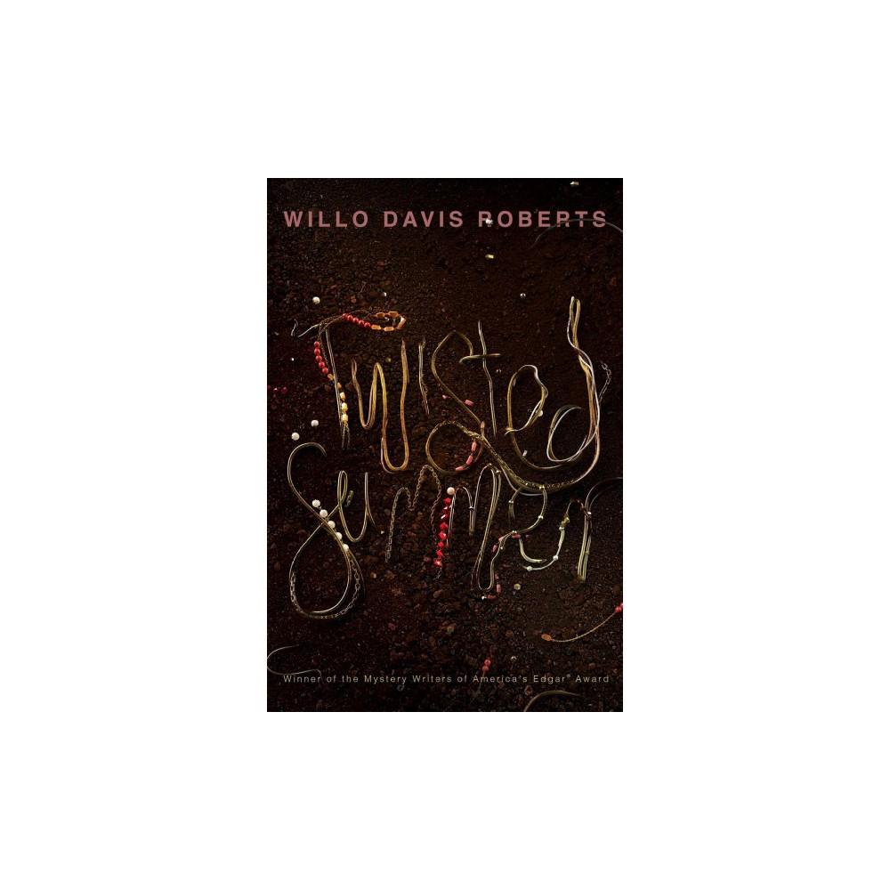 Twisted Summer (Reissue) (Hardcover) (Willo Davis Roberts)