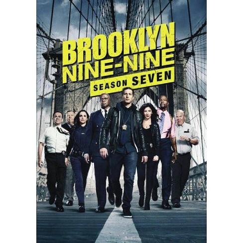 Brooklyn Nine-Nine: Season Seven (DVD) - image 1 of 1