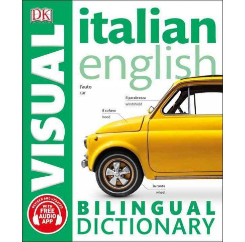 Italian English Bilingual Visual Dictionary -  (Paperback) - image 1 of 1