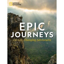 Epic Journeys - (Hardcover)