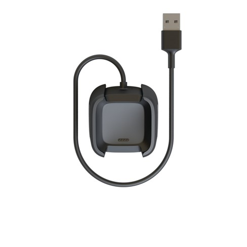 Fitbit Versa Charging Cable - Black - image 1 of 1