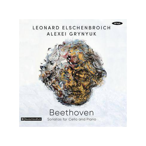 Leonard Elschenbroich - Beethoven: Sonatas For Cello And Piano (CD) - image 1 of 1
