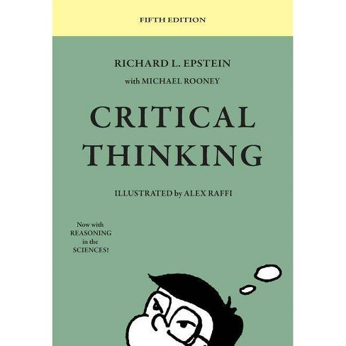 Critical Thinking - 5th Edition by  Richard L Epstein & Michael Rooney (Paperback) - image 1 of 1