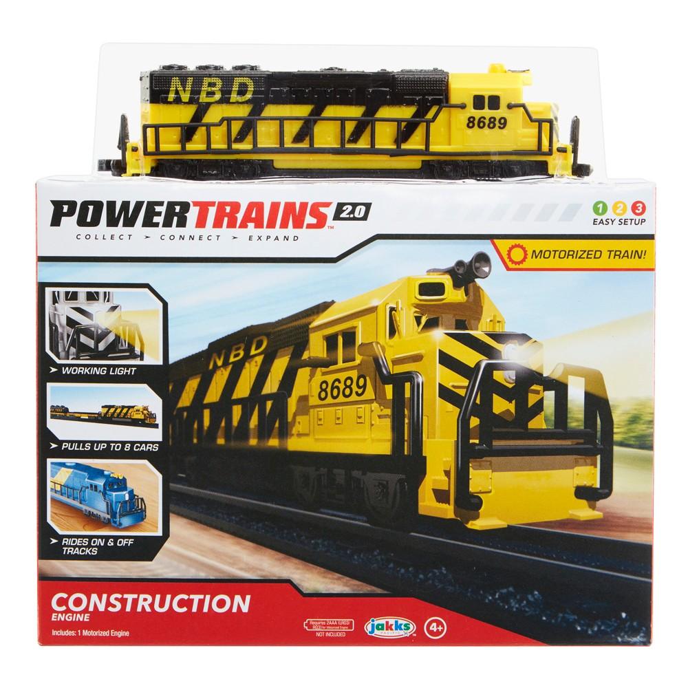 Power Trains Construction Engine