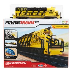 Power Trains Construction Engine