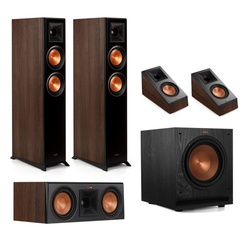 Klipsch RP-5000F 5.1 Home Theater System - image 1 of 4