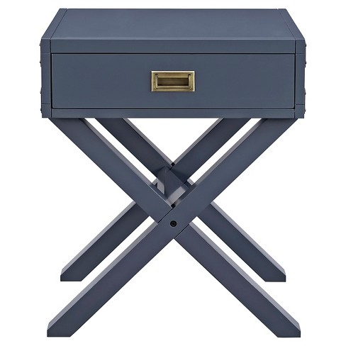Baby Relax Georgia Campaign Nightstand - image 1 of 4