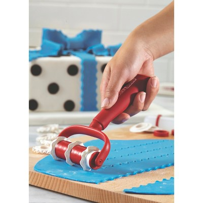 Cake Boss Decorating Tools Fondant Ribbon Cutter