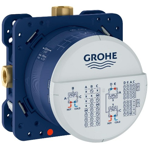 Grohe America, Inc 35 601 Rapido SmartBox Universal Rough-In - image 1 of 1