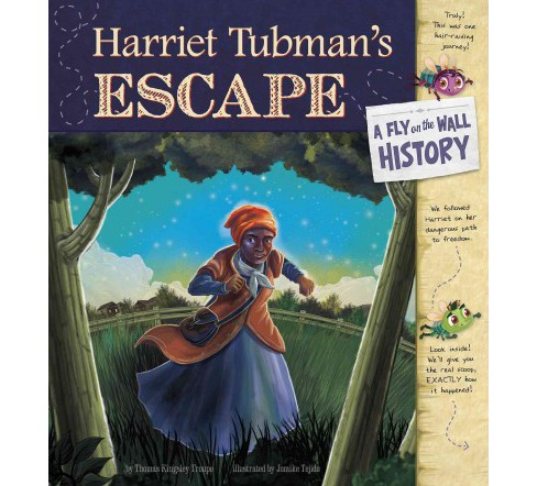 Harriet Tubman's Escape (Paperback) (Thomas Kingsley Troupe) - image 1 of 1