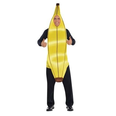 Adult Goin' Bananas Unisex Halloween Costume One Size
