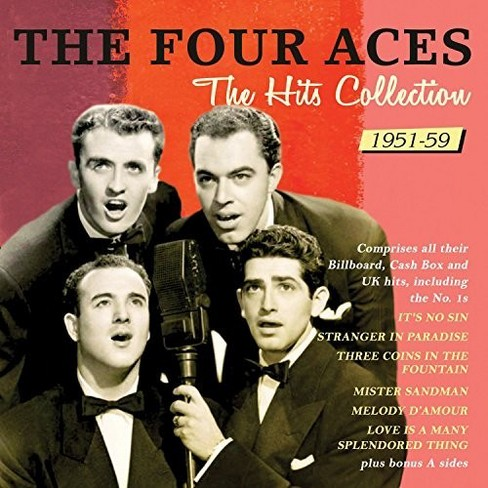 Four Aces - Hits Collection:1951-1959 (CD) - image 1 of 1