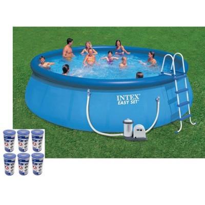 Fast Set 18 x 48 Pool Set