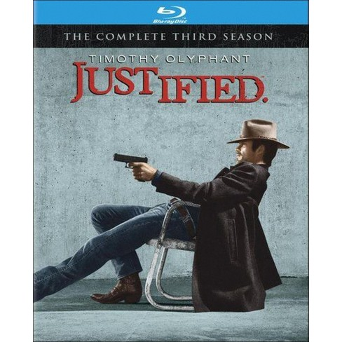 Justified: The Complete Third Season [3 Discs] [Blu-ray] - image 1 of 1