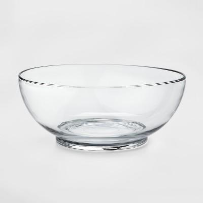 84oz Classic Glass Serving Bowl - Threshold™