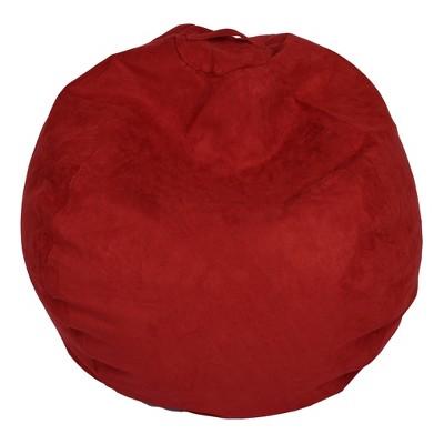 Large Microsuede Bean Bag   Reservation Seating™
