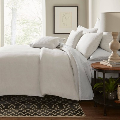 ED by Ellen DeGeneres Dream King Duvet Cover Sandstone