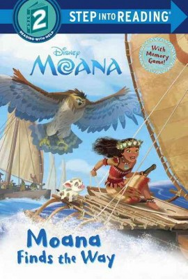 Moana Finds the Way - by Susan Amerikaner (Paperback)