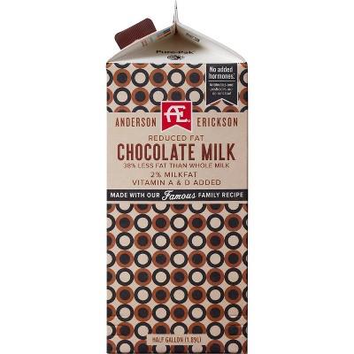 Anderson Erickson 2% Chocolate Milk - 0.5gal