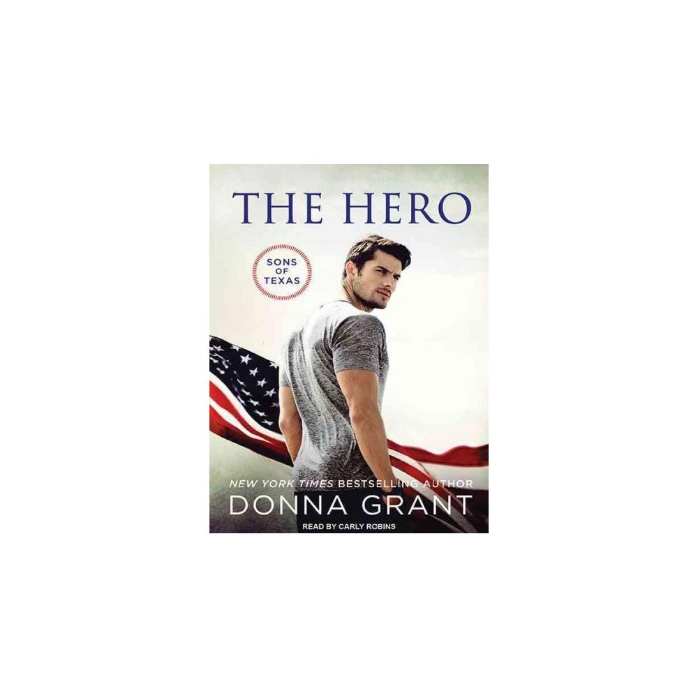 Hero (MP3-CD) (Donna Grant)
