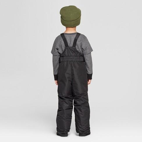 03f309787c1e Toddler Boys  Snow Pants - Cat   Jack™ Black   Target