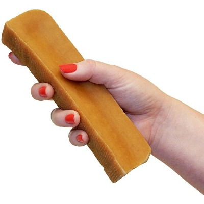 Pawstruck MONSTER Himalayan Yak Dog Chew Natural Yak & Cow Milk / Cheese Long-Lasting, Jumbo Treat for Dogs, Best XL Thick Chew Stick