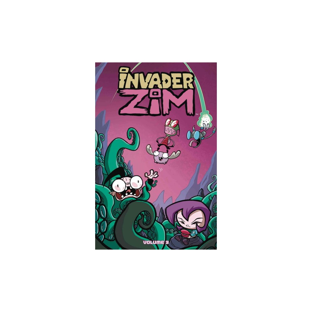 Invader Zim 3 (Paperback) (Sarah Andersen & Eric Trueheart & Danielle Hoenig & Jamie Smart & K. C.