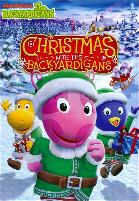 The Backyardigans: Christmas with the Backyardigans - image 1 of 1