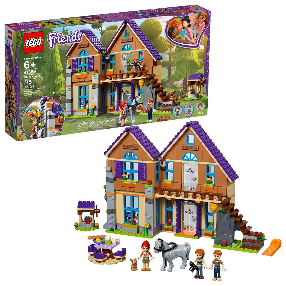 LEGO Friends Mia's House 41369