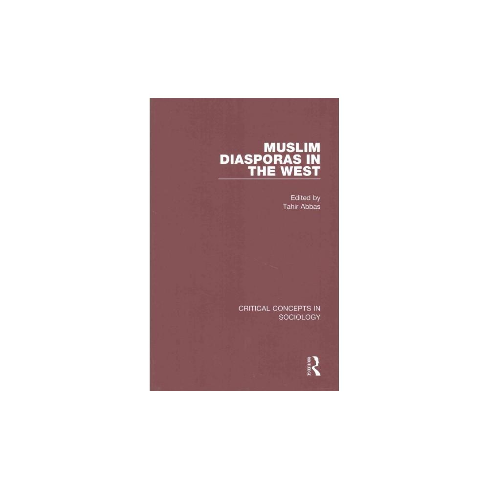 Muslim Diasporas in the West (Hardcover)