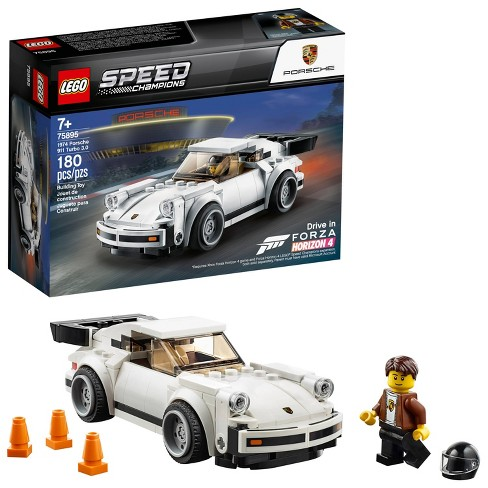 LEGO Speed Champions 1974 Porsche 911 Turbo 3.0 Building Kit 75895 - image 1 of 4