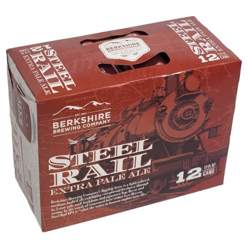 Berkshire® Steel Rail Pale Ale - 12pk / 12oz Cans - image 1 of 1
