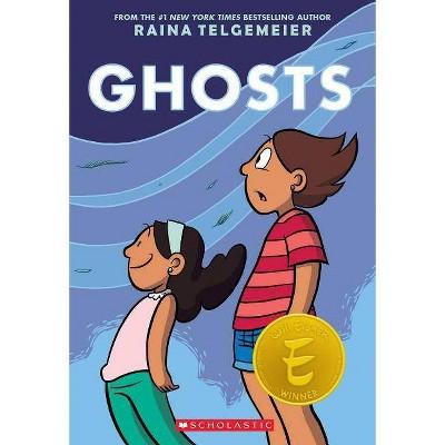 Ghosts (Paperback) by Raina Telgemeier