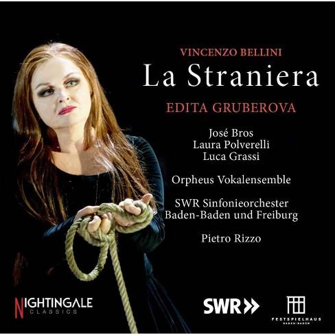 Gruverova edita - Bellini: la straniera (CD) - image 1 of 1