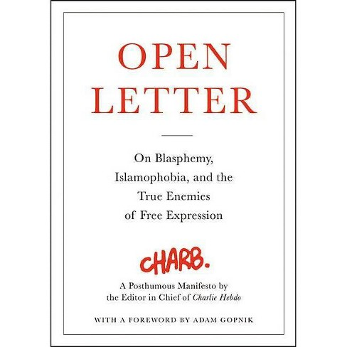 Open Letter - (Hardcover) - image 1 of 1